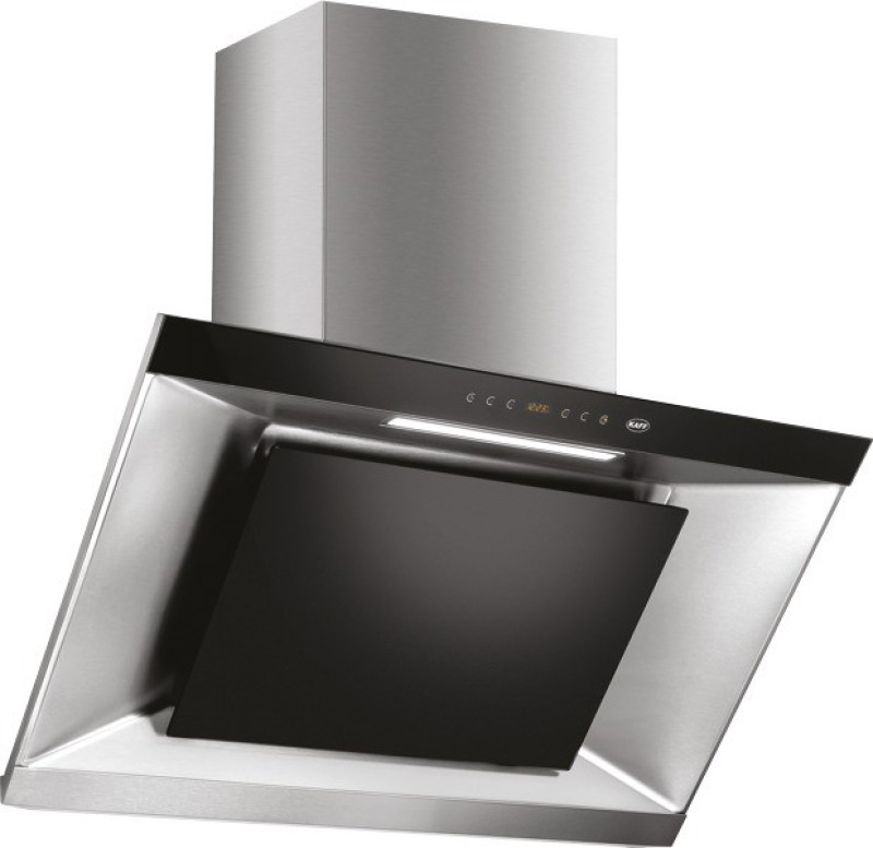 Kaff CONCORDE DHC-90 (LIFE TIME WARRANTY) Wall Mounted Chimney(Inox 1250)