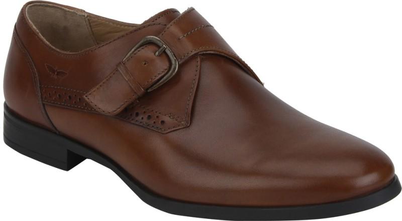 Park Avenue Slip On For Men(Brown)