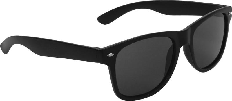 Zyaden Wayfarer Sunglasses(Black)