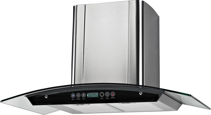 Ariva ENRIC_90 Wall Mounted Chimney(Stainless Steel 1200 CMH)