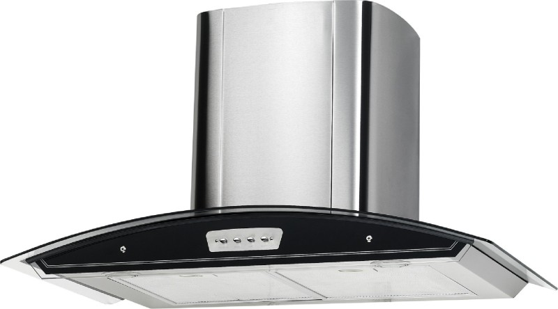 Ariva CALCI_90 Wall Mounted Chimney(Stainless Steel 1100 CMH)