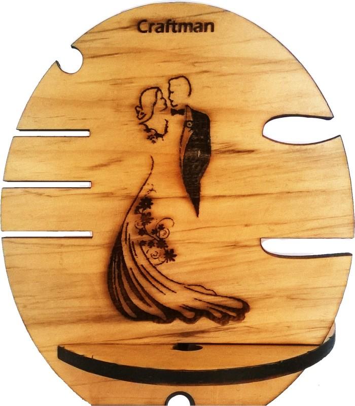 CRAFTMAN Craftman Contemporary Docking Station Romantic Couple Dock(Multicolor)