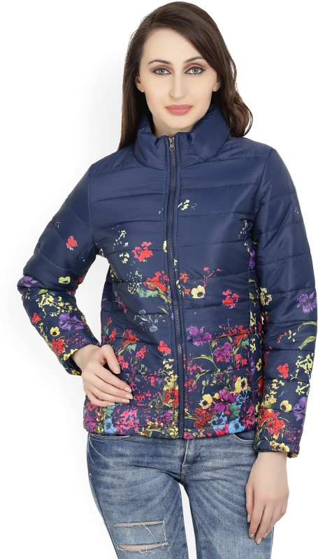 Fort Collins Full Sleeve Printed Women's Jacket