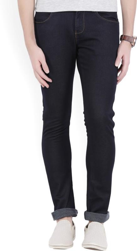 Wrangler Skinny Mens Black Jeans