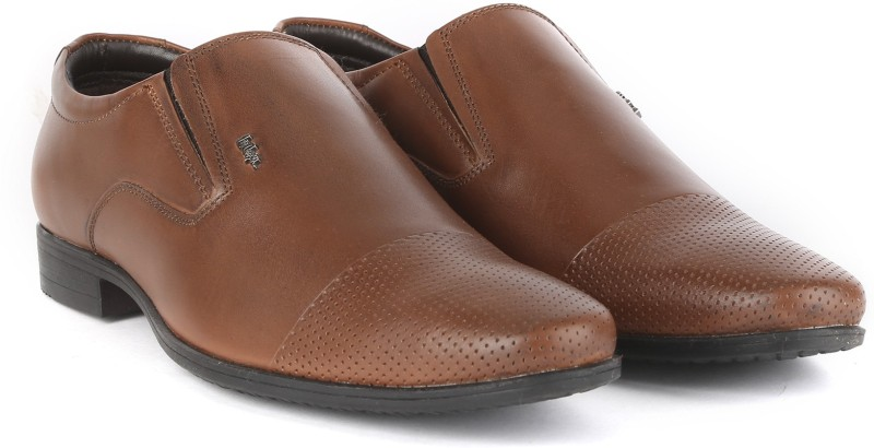 Lee Cooper Slip On For Men(Tan)