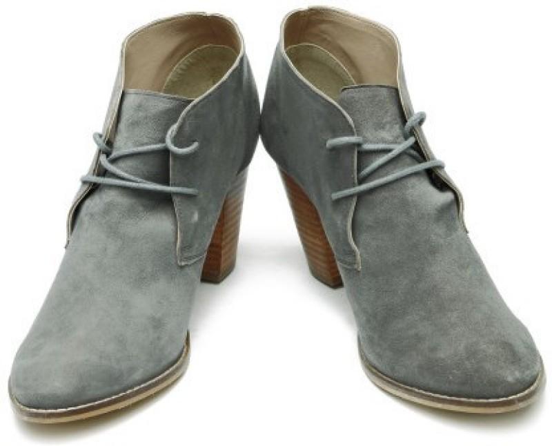 Carlton London CLL-3531 Boot For Women(Grey)