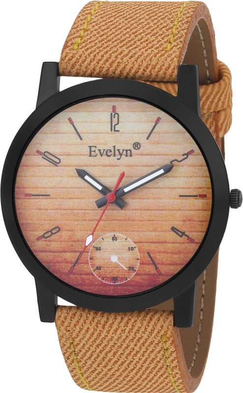 Evelyn Eve-610 Men's Watch image