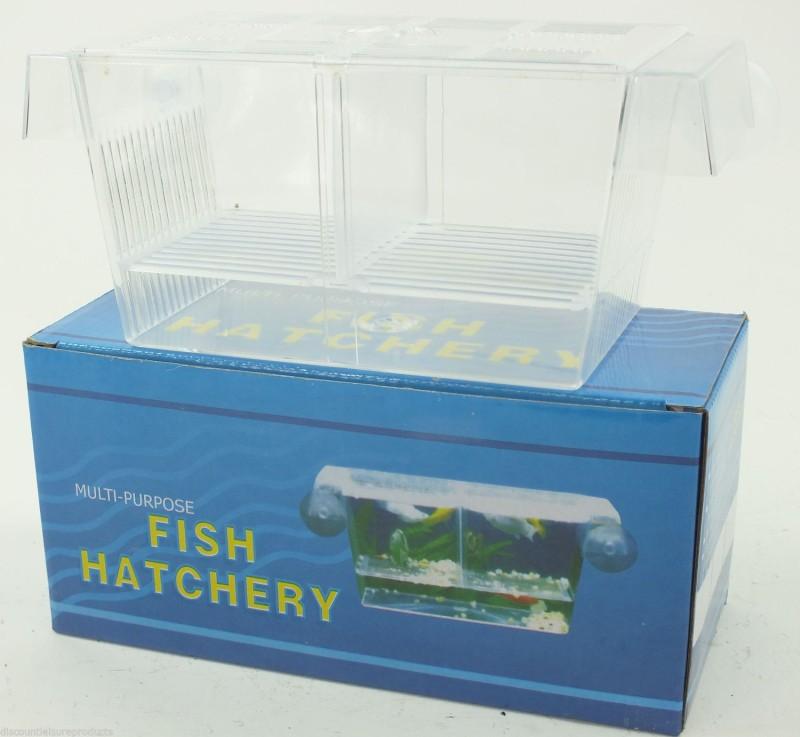 Aquapetzworld Hatchery Incubator For Aquarium Fish Tank Fish House