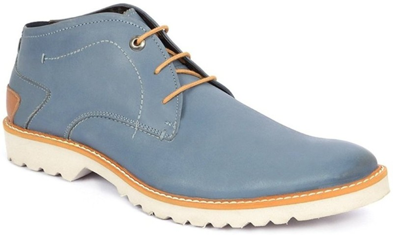 Buckaroo Boots For Men(Blue)
