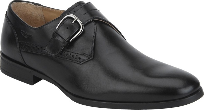 Park Avenue Slip On For Men(Black)