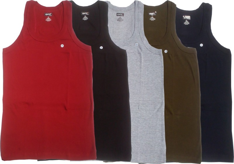 macho Men Vest(Pack of 5)