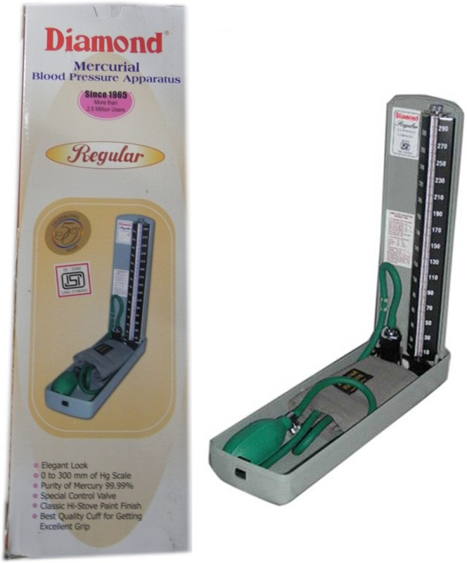Diamond Original Mercurial Regular Bp Monitor