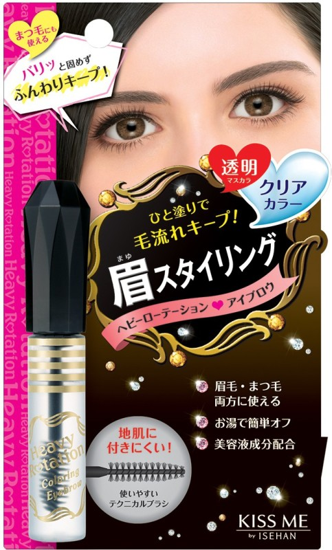 ISEHAN Heavy Rotation Coloring Eyebrow C clear 7 g(clear)