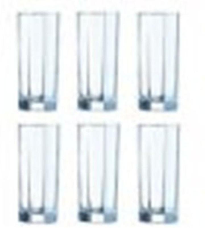 LUMINARC Glass Set(280 ml, Clear, Pack of 6)