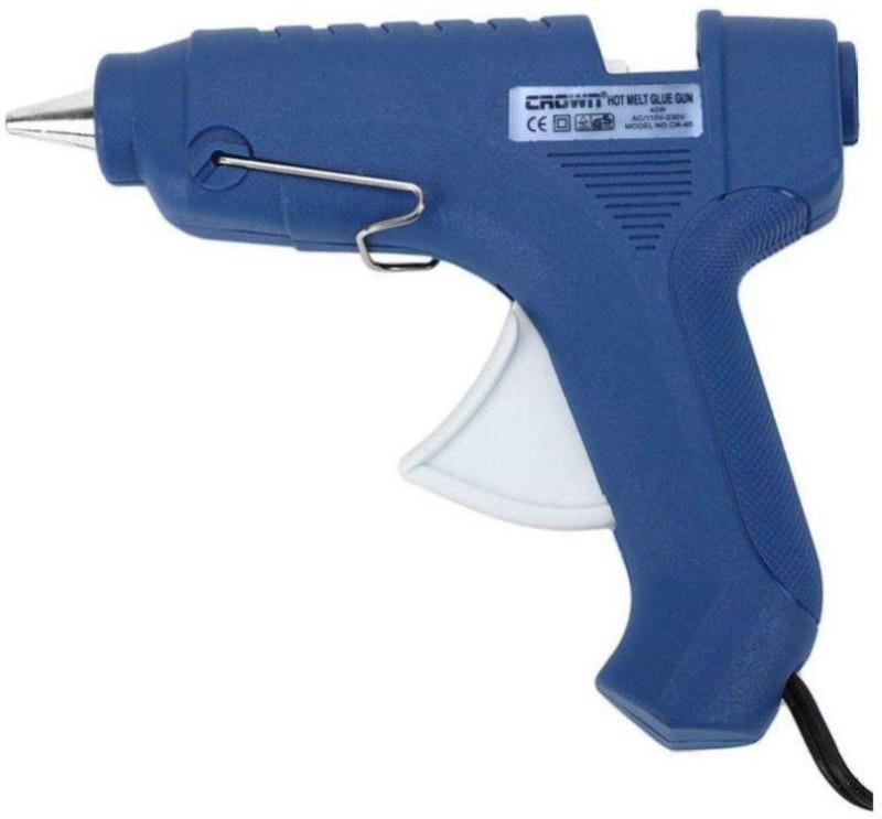 Crown 40 W - 4 Glu Sticks Standard Temperature Corded Glue Gun(11 mm)