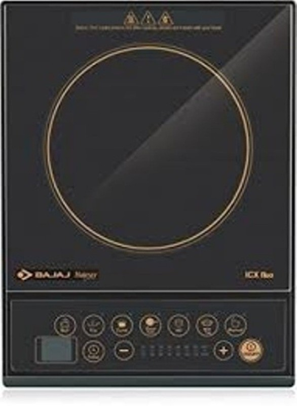 Bajaj Neo Induction Cooktop(Black, Touch Panel)