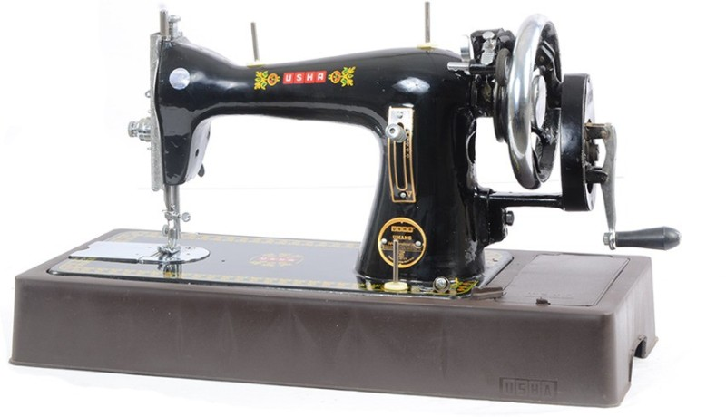 Usha Umang With Cover Electric Sewing Machine( Built-in Stitches 1)
