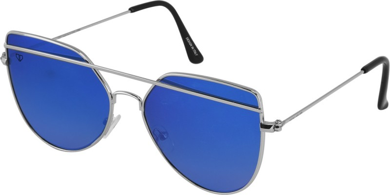 Walrus Butterfly Sunglasses(Multicolor) image