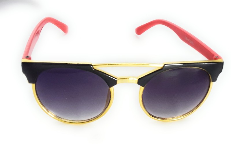 EnleyeT Round Sunglasses(For Boys & Girls) image