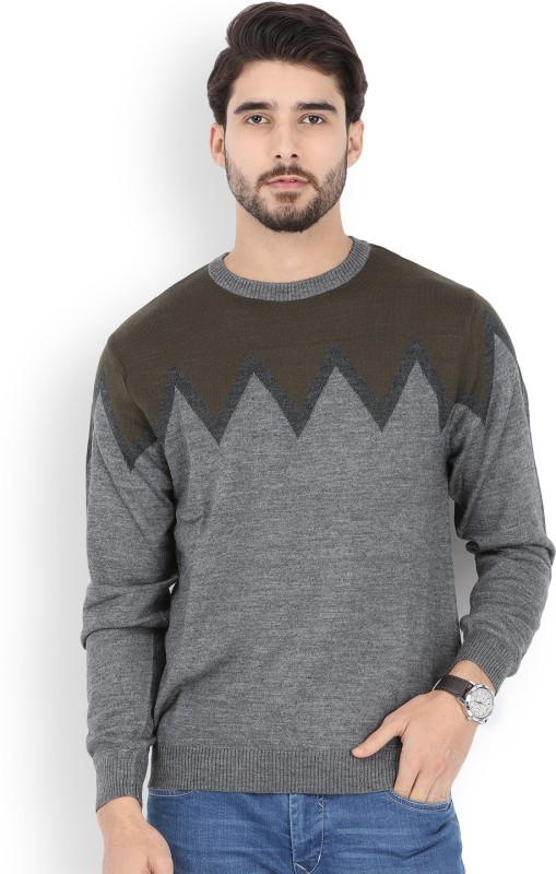 Wills Lifestyle Casual Mens Sweater