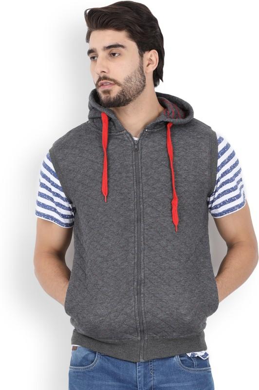 Newport Full Sleeve Solid Men's Sweatshirt