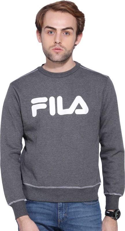 Fila Full Sleeve Men's Sweatshirt
