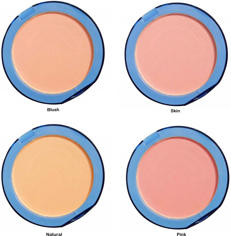 Blue Heaven Silk On Face Compact(Blush, Skin, Natural, Pink)