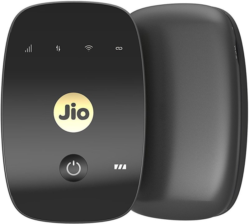 Reliance JioFi M2S 150Mbps Data Card(Black)