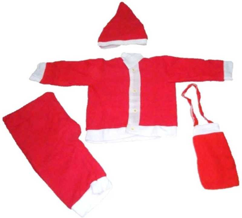 62b790f086ff Shop Online Santa Dress Kids Costume Wear Price in India - Buy Shop Online  Santa Dress Kids Costume Wear online at Flipkart.com