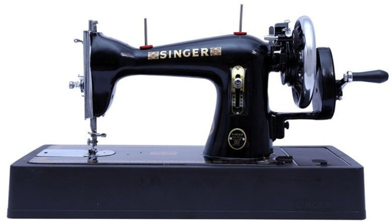 Singer TAILOR DELUX Manual Sewing Machine( Built-in Stitches 1)