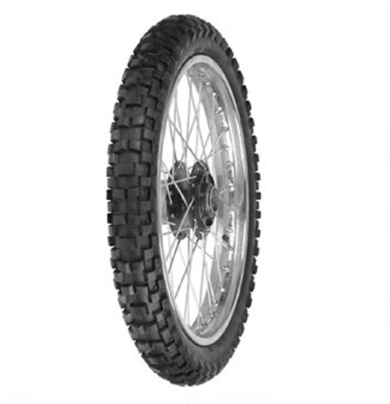 vee rubber VRM 174 Motocross 2.75-18 Front & Rear Tyre(Offroad Knobbies, Tube)