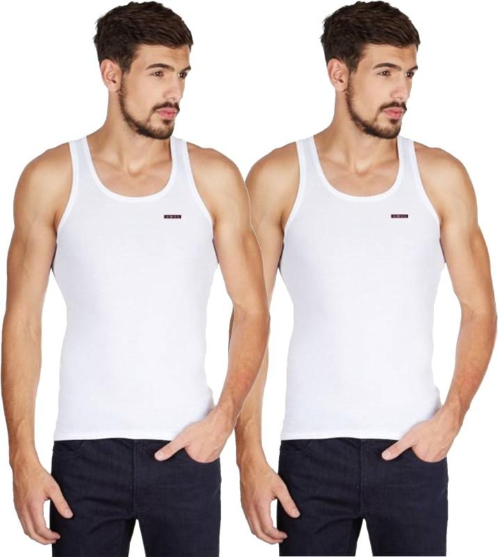 Amul gold Men Vest(Pack of 2)
