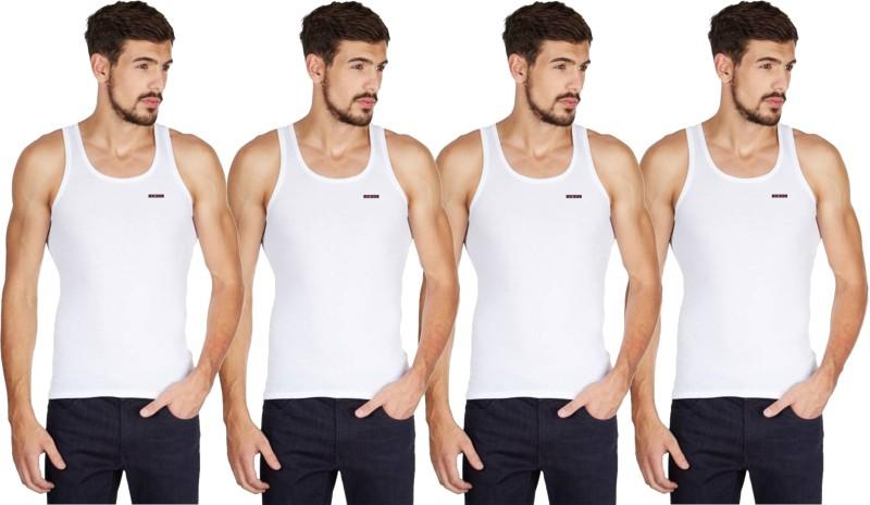 Amul gold Men Vest(Pack of 4)