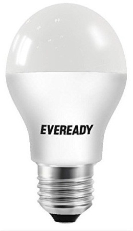 Eveready 7 W Standard E27 LED Bulb(Yellow)