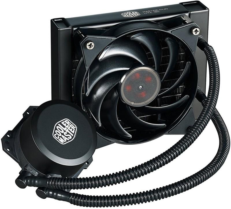 Cooler Master MasterLiquid Lite 120 MLW-D12M-A20PW-R1 Cooler(Black)