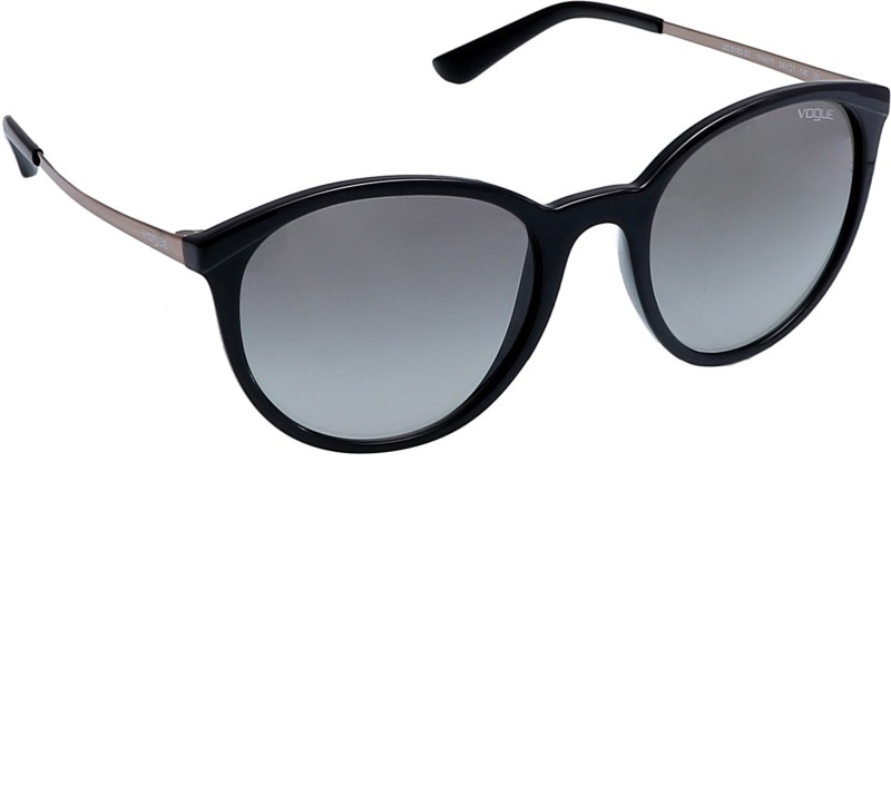 Vogue Round Sunglasses(Grey)