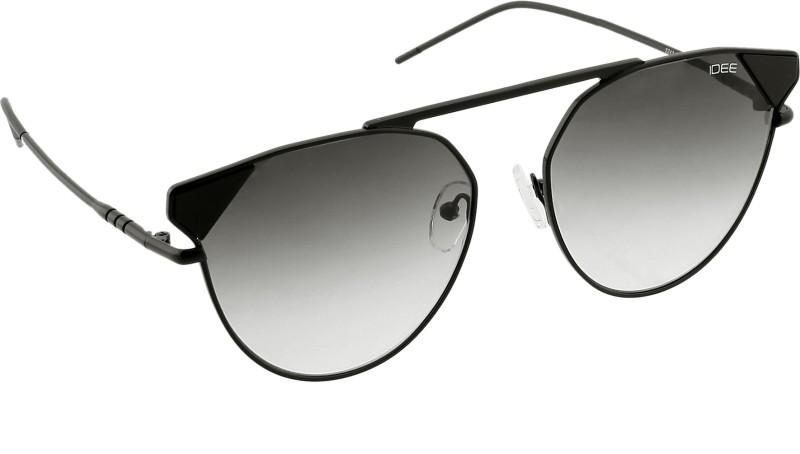 IDEE Clubmaster Sunglasses(Grey)