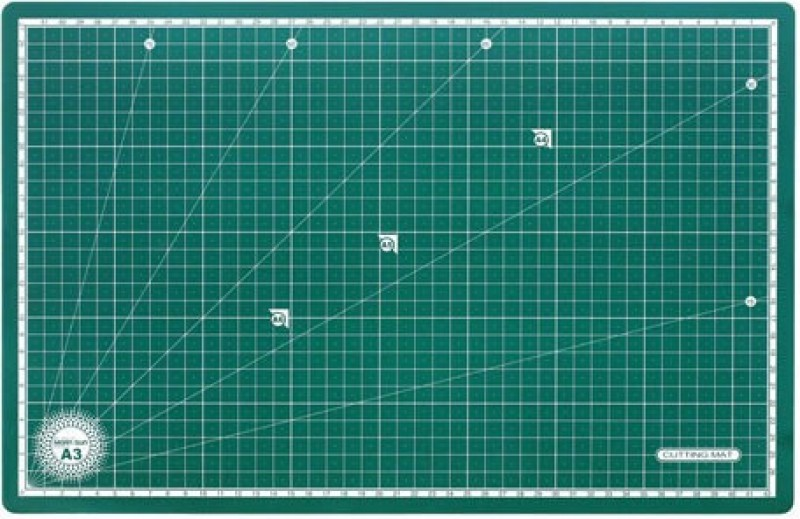 Isomars A3 Cutting Mat(30 cm x 44 cm)