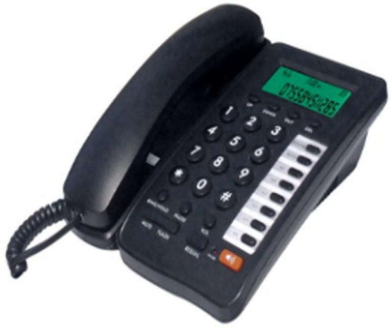 Binatone Concept 800 Corded Landline Phone(Black)