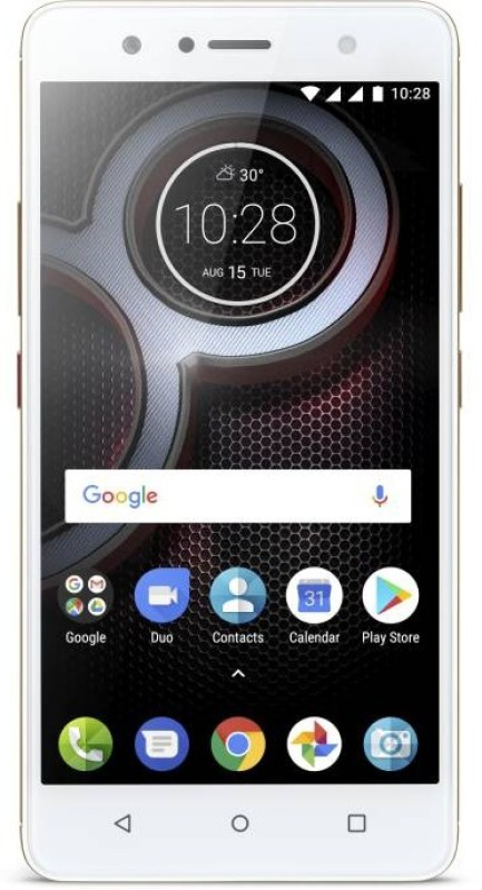 Lenovo K8 Plus (Fine Gold 32 GB)(3 GB RAM)