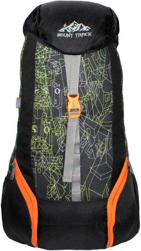 Mount Track 9101 B5 Summit 35 Ltrs Rucksack, Hiking & Trekking Backpack Rucksack - 35 L(Multicolor)
