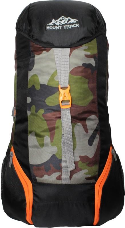 Mount Track 9101 B5 Summit 35 Ltrs Rucksack, Hiking & Trekking Backpack Rucksack - 35 L(Green)