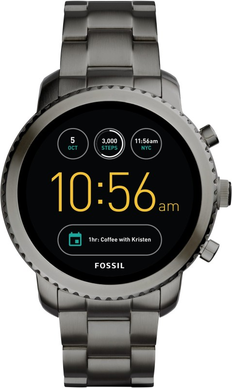 Deals | Fossil Smartwatch Upto 30% Off