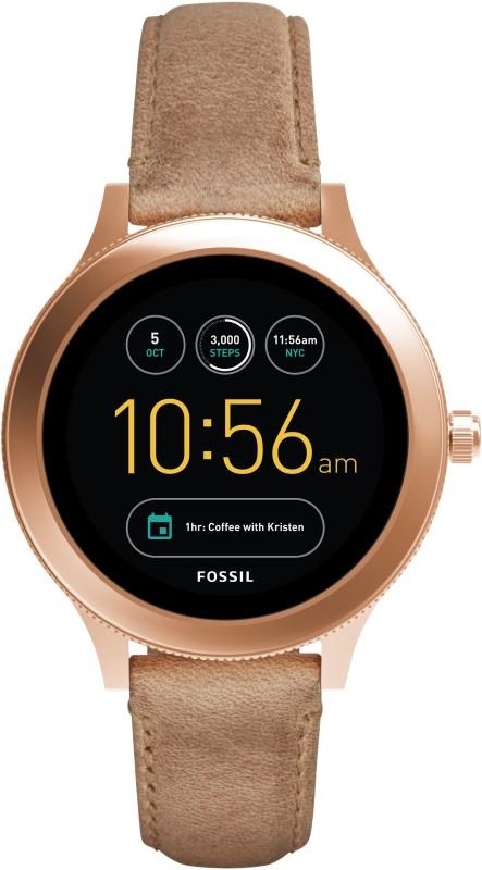 Starting At ₹19,995 - Fossil Gen 3 Q Venture Rose Gold Smartwatch