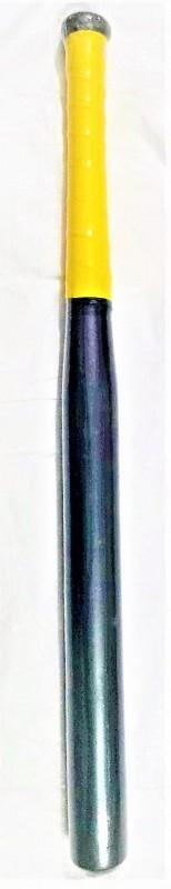 Forever online shopping WOODEN BASE BALL BAT BLACK COLOR GIRP Willow Baseball Bat(32 inch, 1 kg)