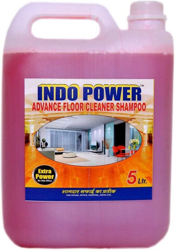 Indopower Advance Floor Shampoo 5ltr Rose Floor Cleaner 5