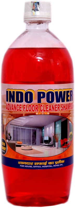 INDOPOWER FLOOR SHAMPOO ROSE 1ltr. ROSE(1 L)