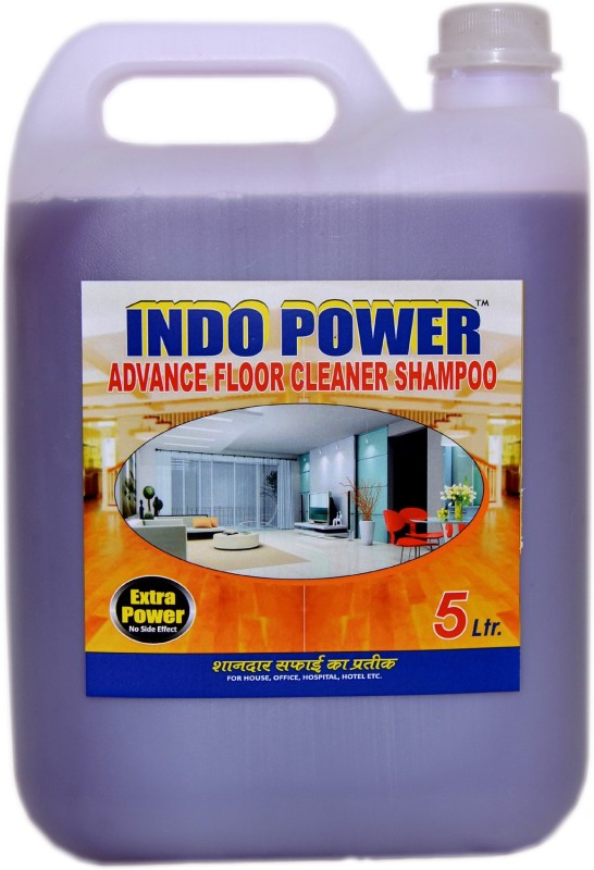 INDOPOWER ADVANCE FLOOR SHAMPOO 5 ltr. MOGRA(5 L)
