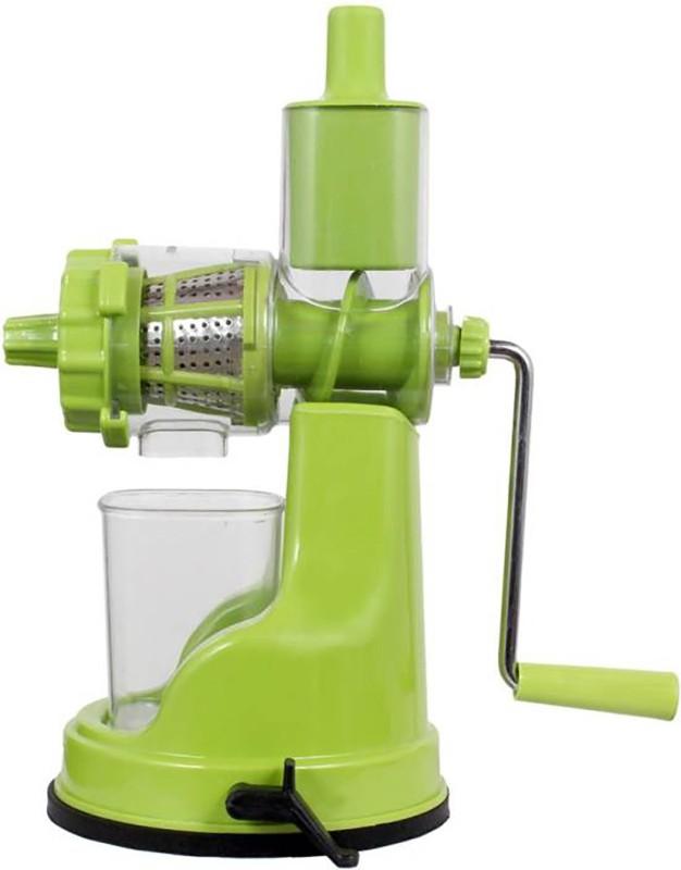 AAWEEN Plastic Hand Juicer(Green)