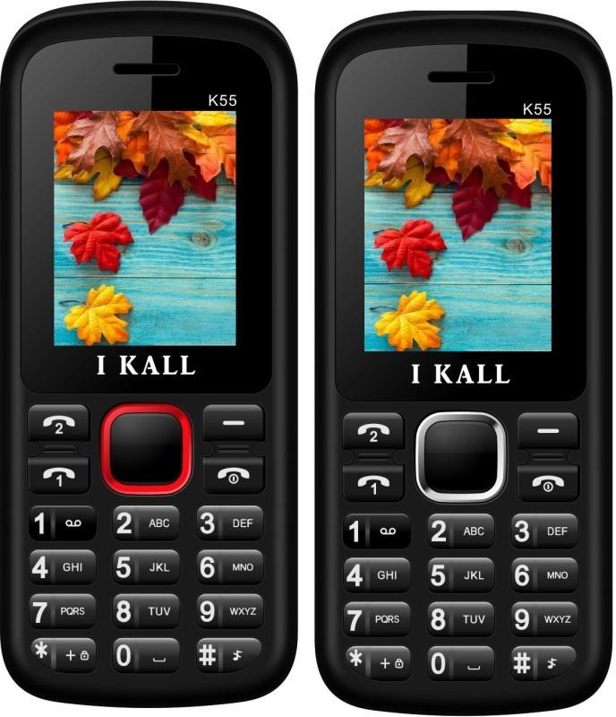 i-kall-k55-combo-of-two-mobilered-white